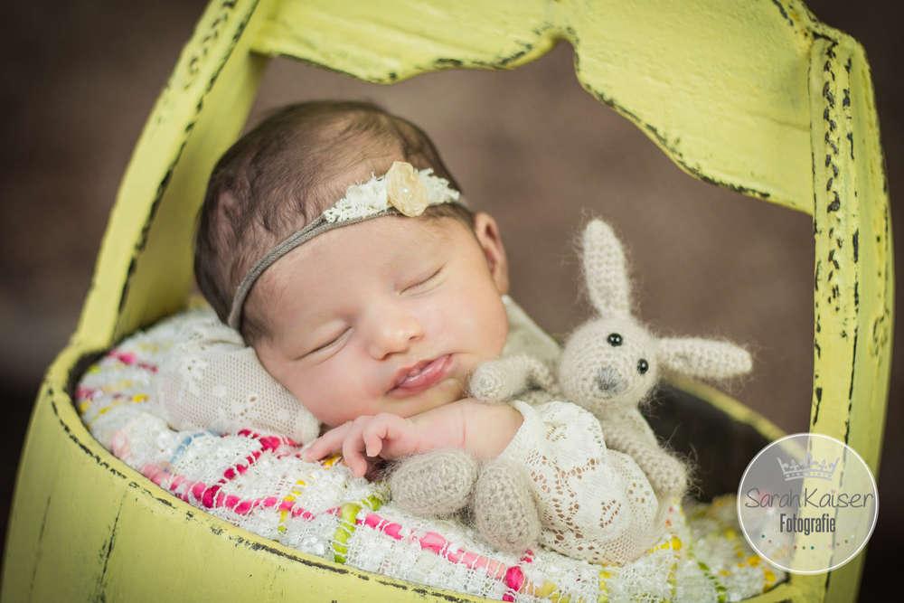 Neugeborenenfotografie (Sarah Kaiser Fotografie)