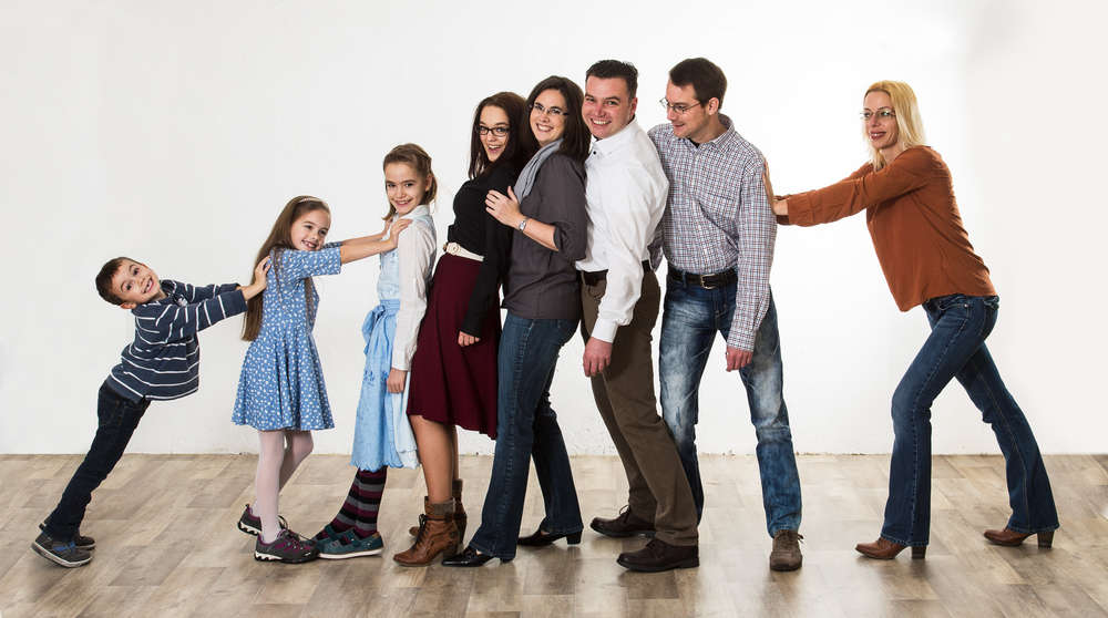 Familie 2 / Shooting Familie (traumbild)