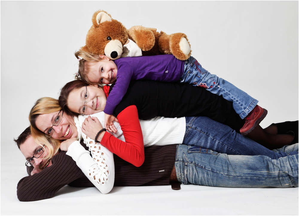 Familie 4 / Shooting Familie (traumbild)