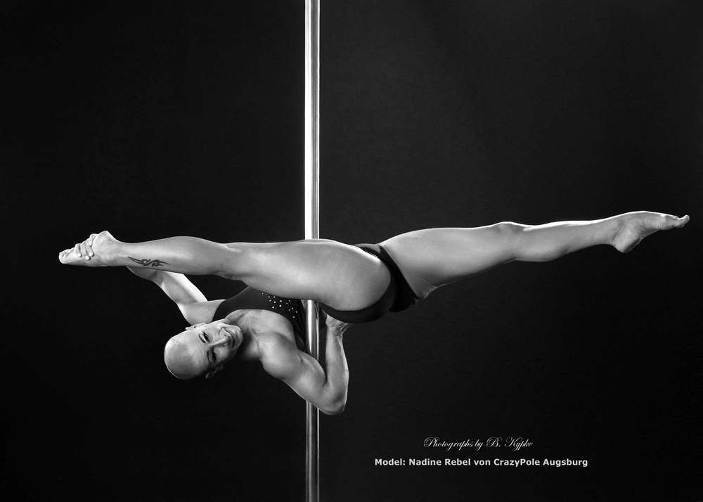 Pole Dance Fotoshooting (Kypke Fotostudio)
