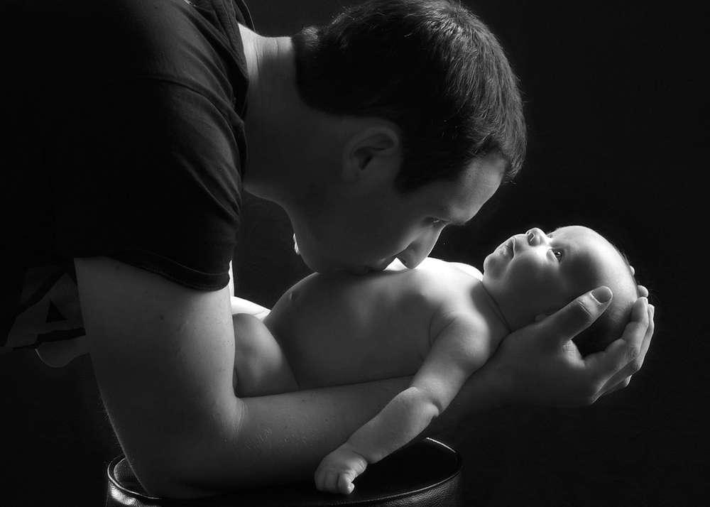 Baby Fotoshooting (Kypke Fotostudio)