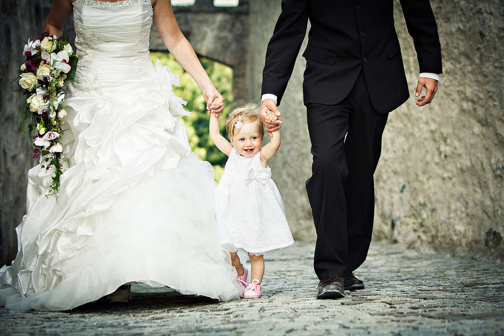 Wedding with kid (Alfred Weiss Fotografie)