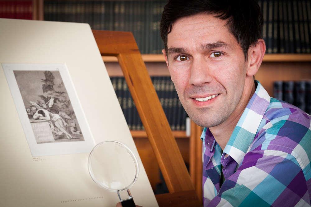 Thomas  / Kunsthistoriker und Autor