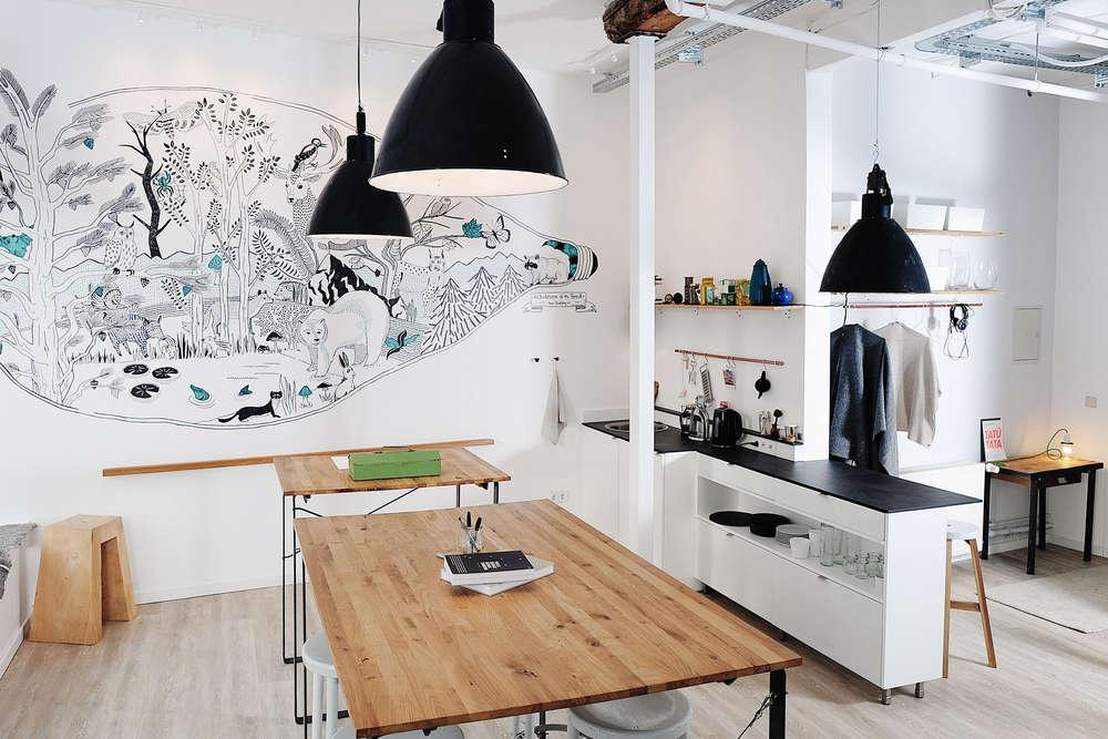 Studio Fuchs / Co Working im Wendland (Annett Melzer)