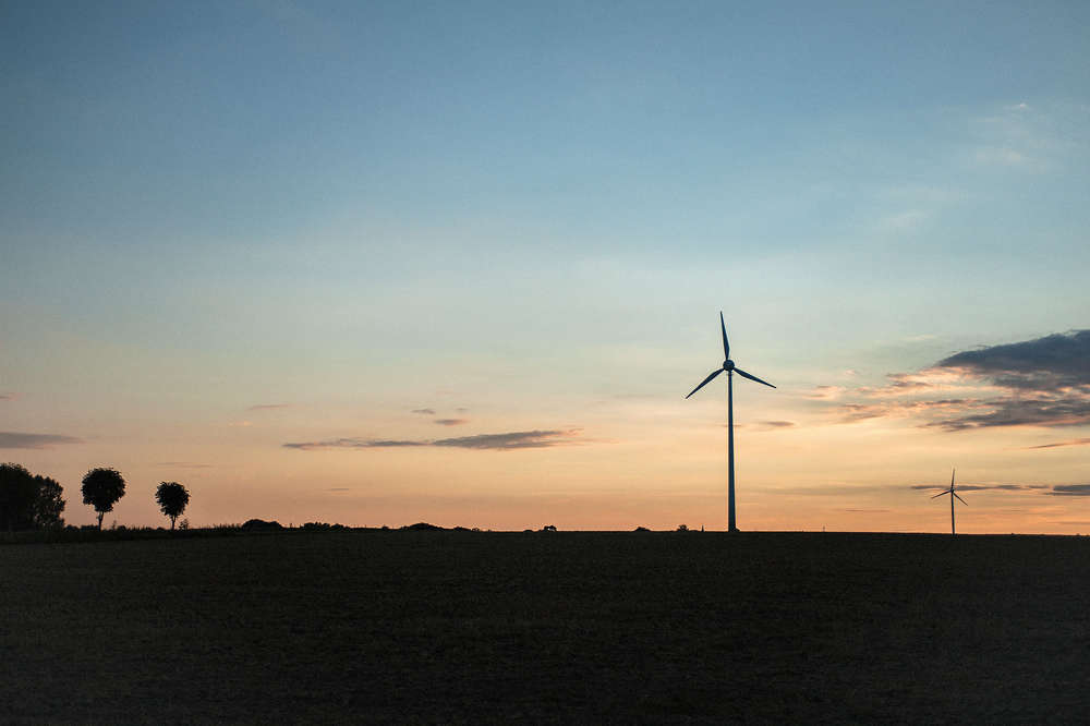 Windrad / Windenergie im Wendland (Annett Melzer)