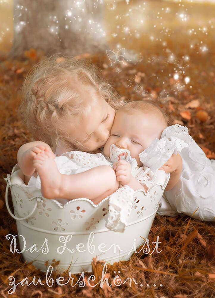 Geschwister (Fotowerkstatt Henriette Braun)