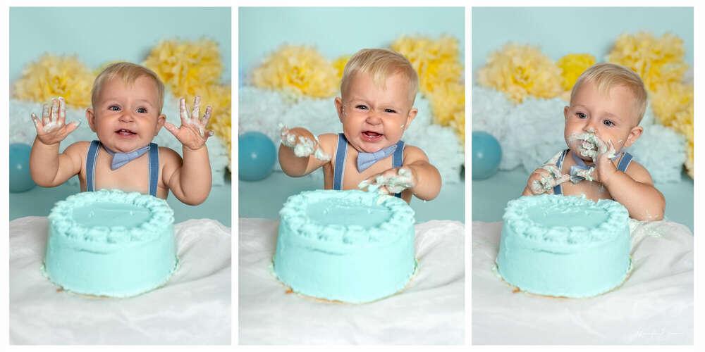 Smash Cake Party (Fotowerkstatt Henriette Braun)
