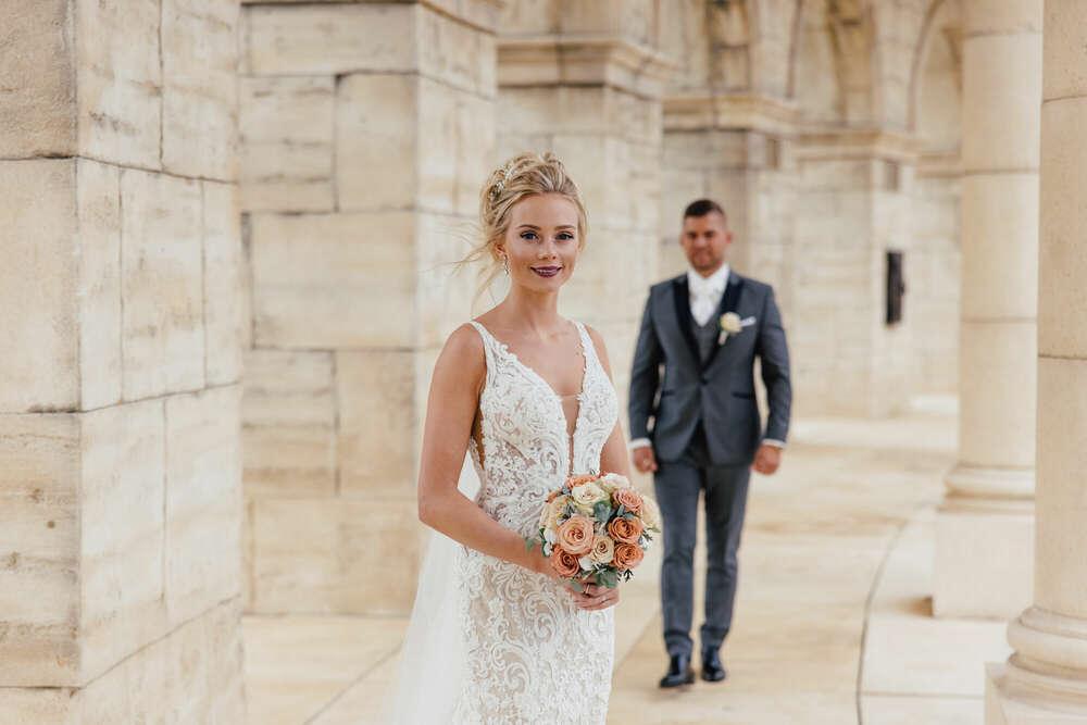 First Look Moment (Richard Wesner PHOTOGRAPHY)