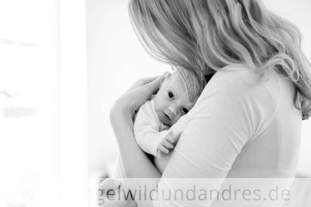 Neugeborenenfotos Zuhause / Fotografie vogelwild und andres (Fotografie vogelwild und andres)
