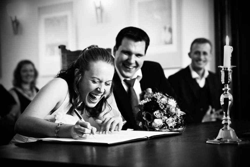 Hochzeitsfotografie in Bodenwerder / Standesamt