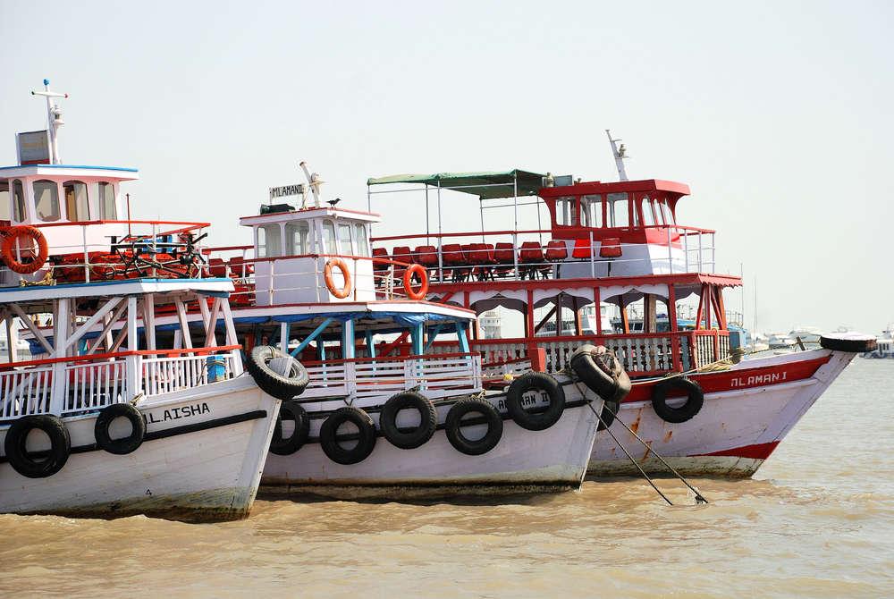 India / Mumbai Harbour (IhreBildsache)