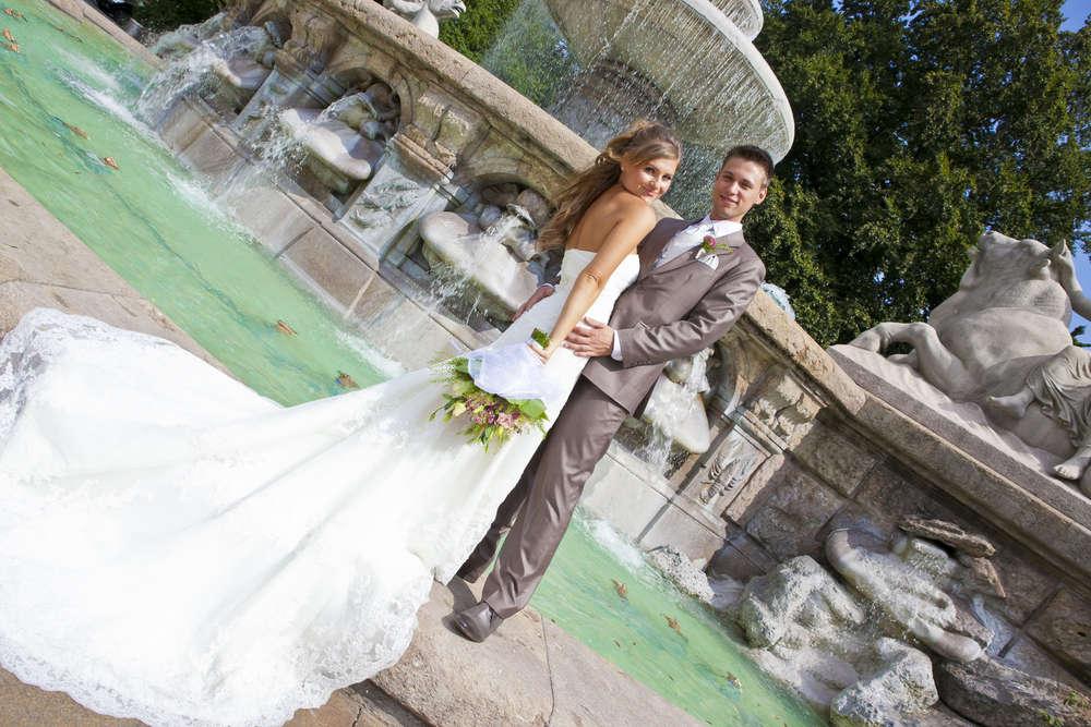 Irina & Oli  Dreamwedding / München (fotostudio64.de)