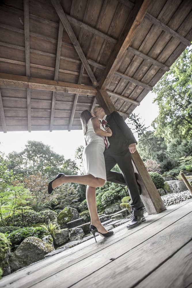 Mike & Manoela  wedding Augsburg / Botanischer Garten Augsburg (fotostudio64.de)
