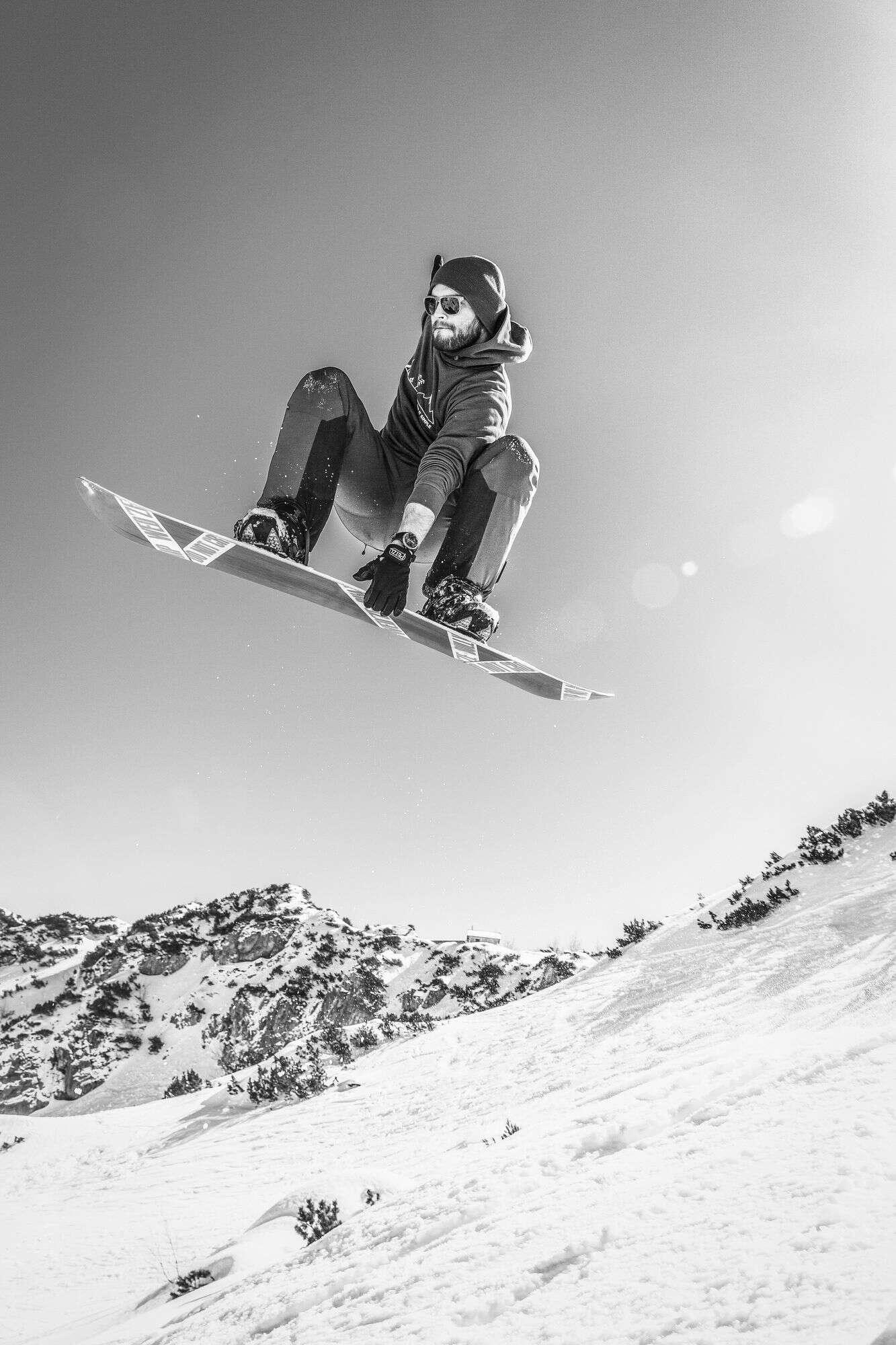 Snowboard Free Ride /