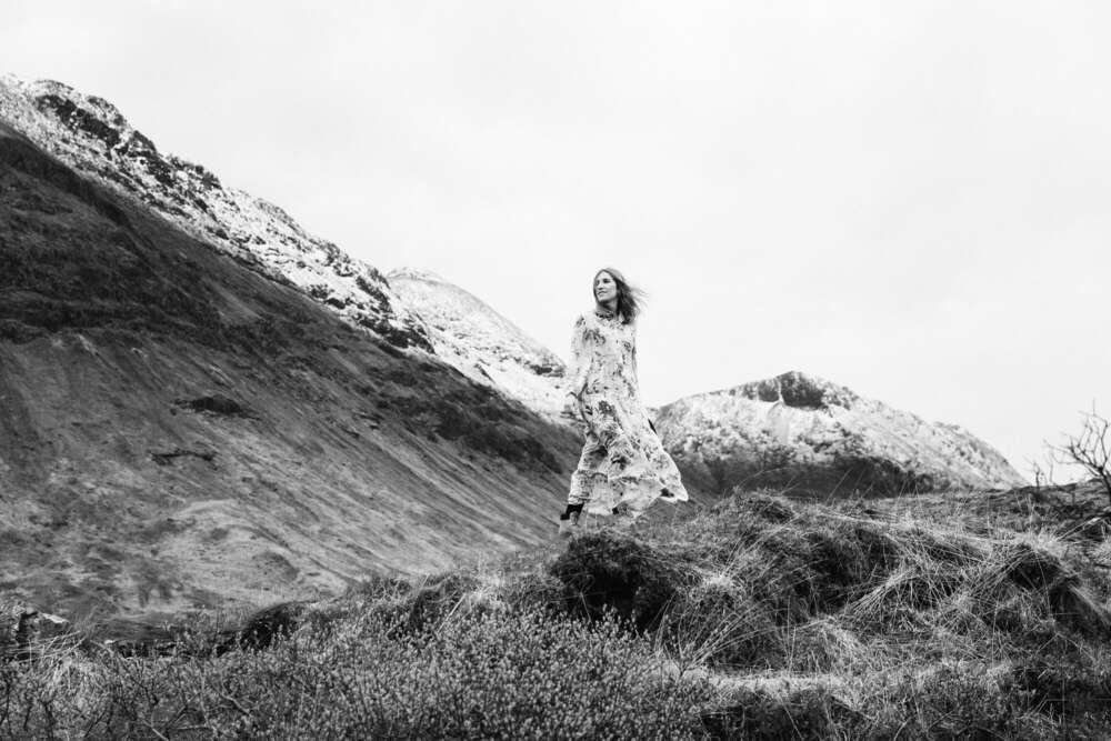 Scotland / Frauenportrait (Ines Rast Photography)