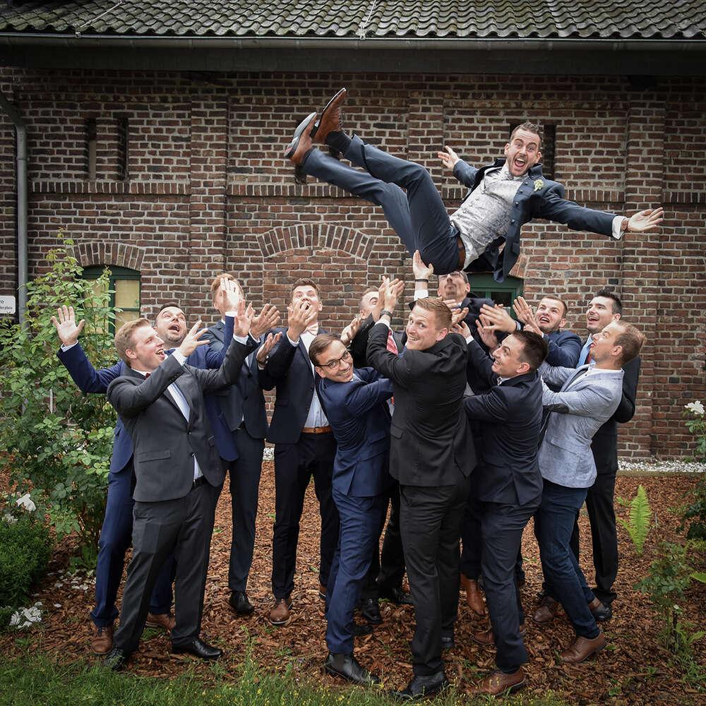 Hochzeit / Niederpleis