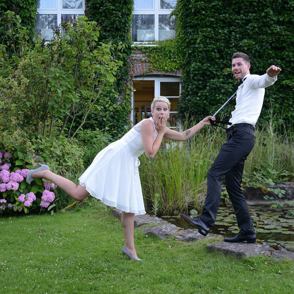 Hochzeit / Clostermanns Hof (FOTOSTUDIO BECKER)