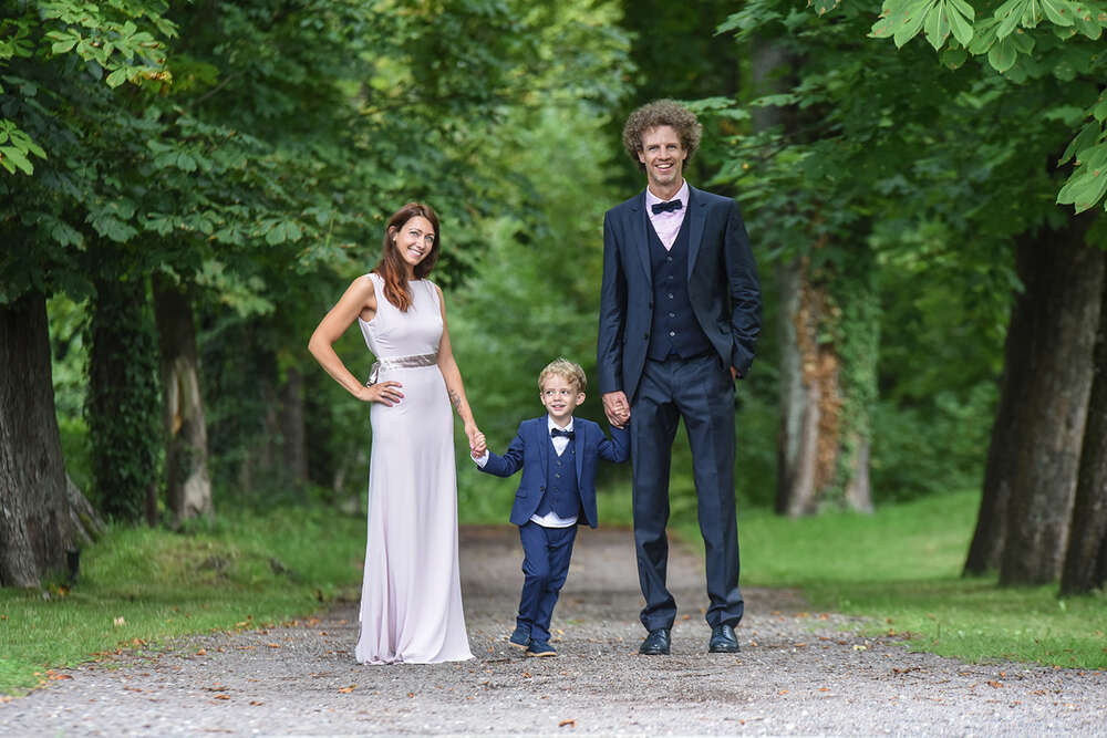 Hochzeit / Schloß Auel (FOTOSTUDIO BECKER)