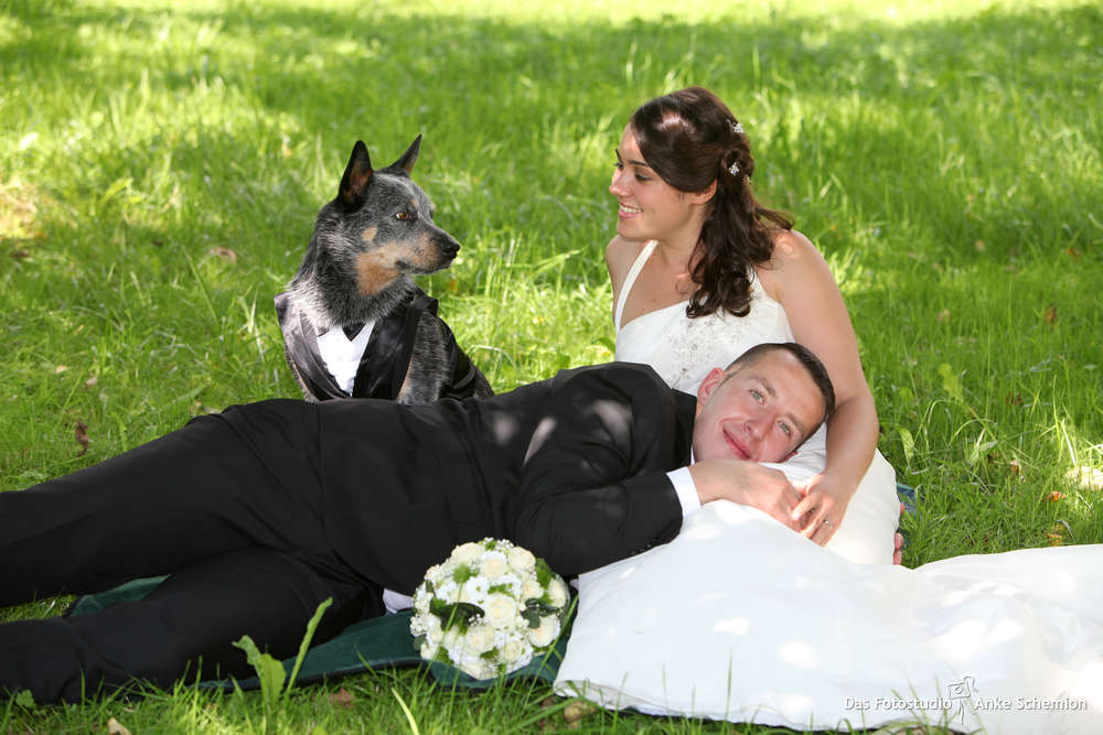 Hochzeitsportraits / © Anke Schemion (Das Fotostudio Anke Schemion)