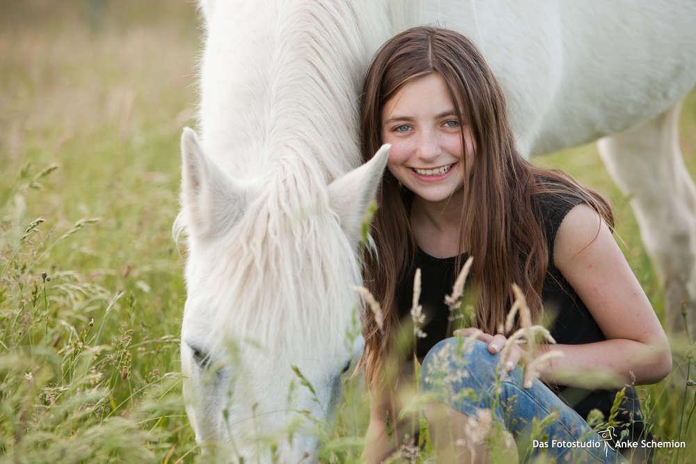 Mensch & Tier - Outdoor / © Anke Schemion (Das Fotostudio Anke Schemion)