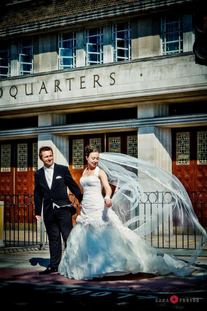 Hochzeitsfotograf-Braunschweig / Urbane-Hochzeit-London (ZANAPHOTOS)