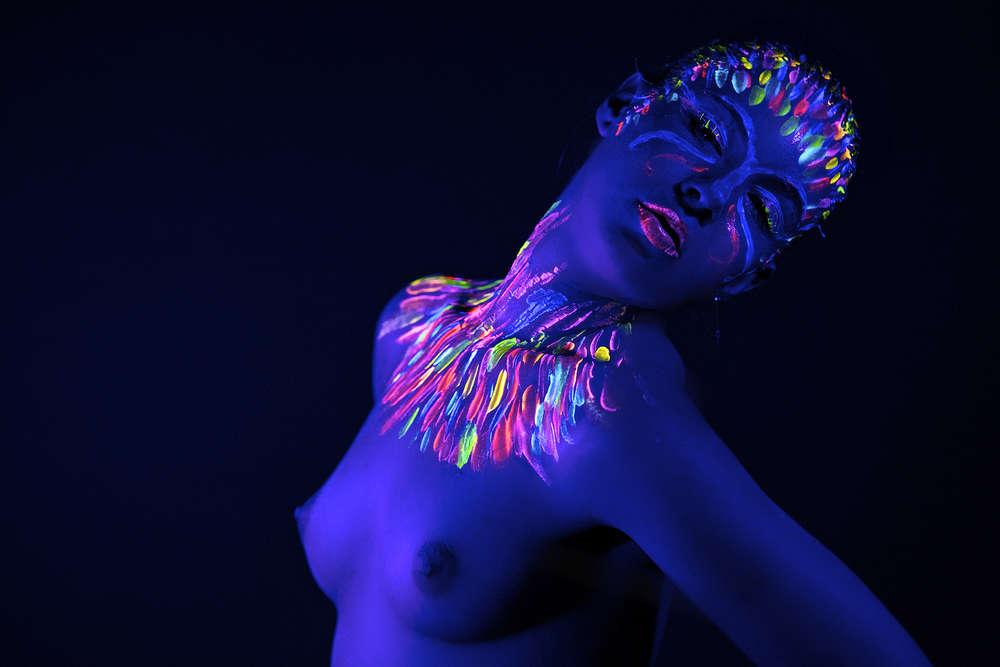 Black Light / Black Light - UV (Franz Fotografer Studio)