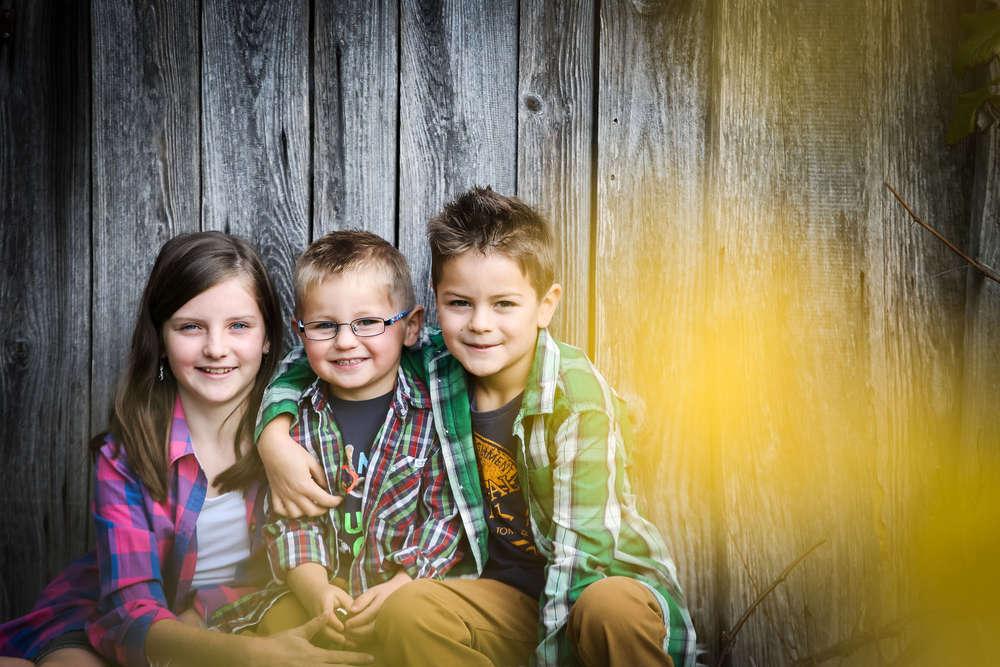 Kinder (Fotoatelier Claudia Graßl)