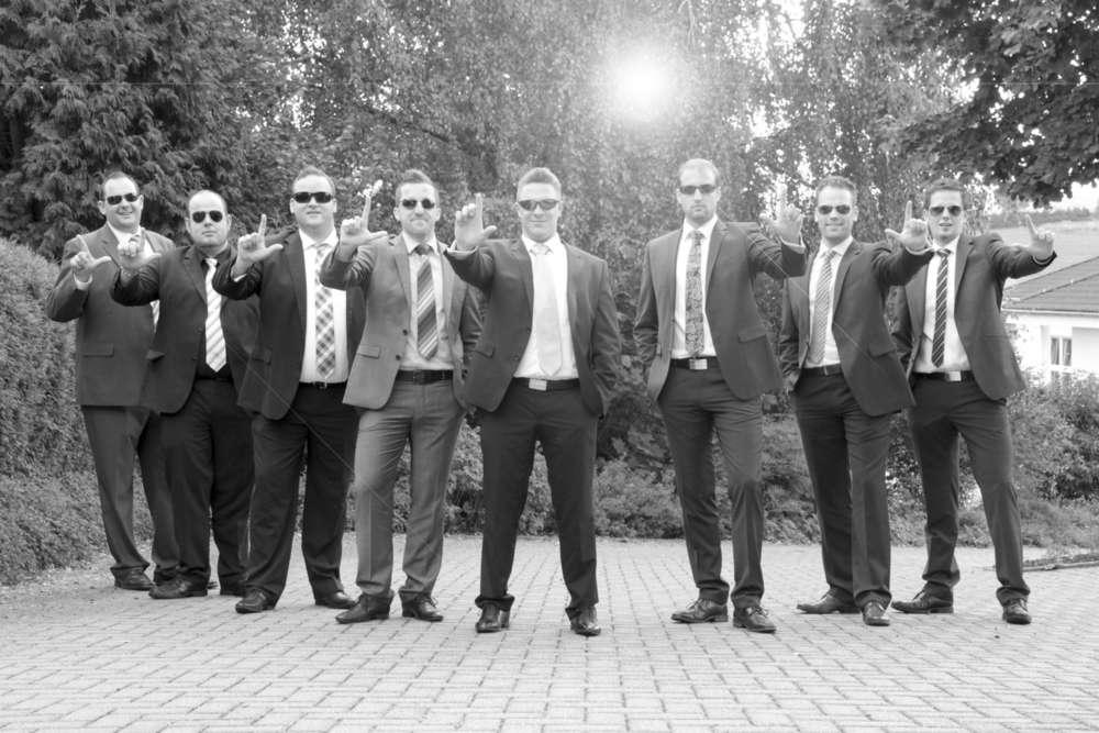Weeding Gang (Fotografie Blickwinkel)