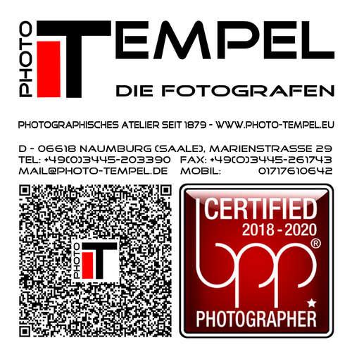 PHOTO-TEMPEL - Die Fotografen! - Roy & Jana Tempel - Hochzeitsfotografen aus Burgenlandkreis