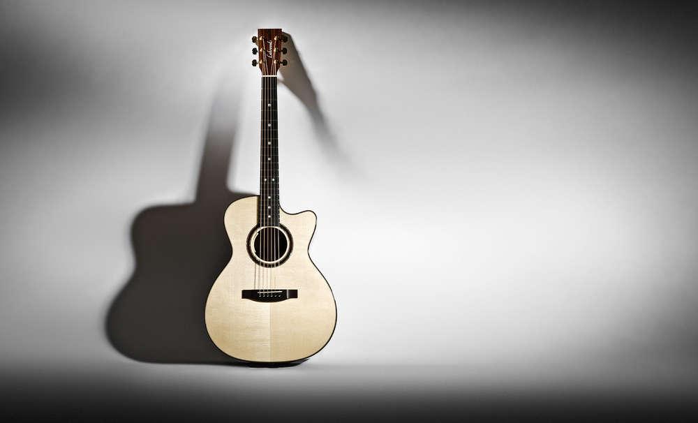 Lakewood Guitars / Produktshooting für Katalog (René Weiss Photography)