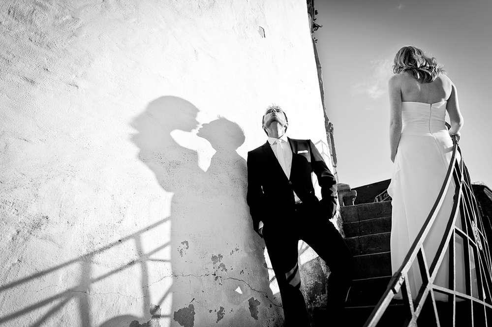 Hochzeit (Direktpositiv Fotografie)