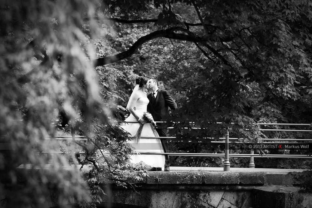 Hochzeit - Brenzursprung Königsbronn (Markus Wolf . FOTOGRAFIE)