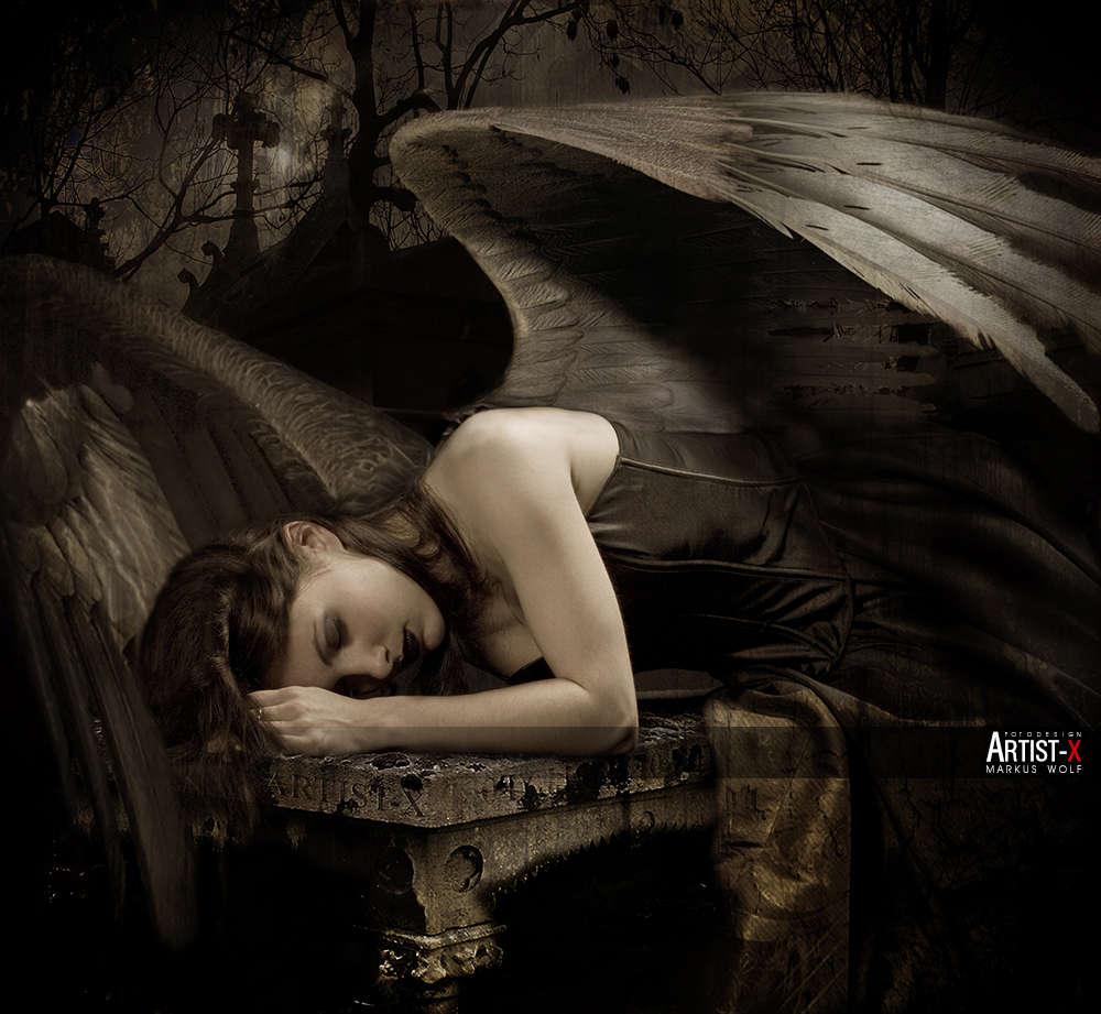 Fallen Angel - Composing (Markus Wolf . FOTOGRAFIE)