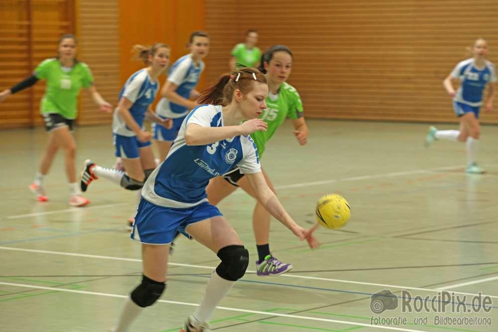 Handball beim VfB 1999 Bischofswerda / Mehr Sportbilder unter roccipix.de (RocciPix)