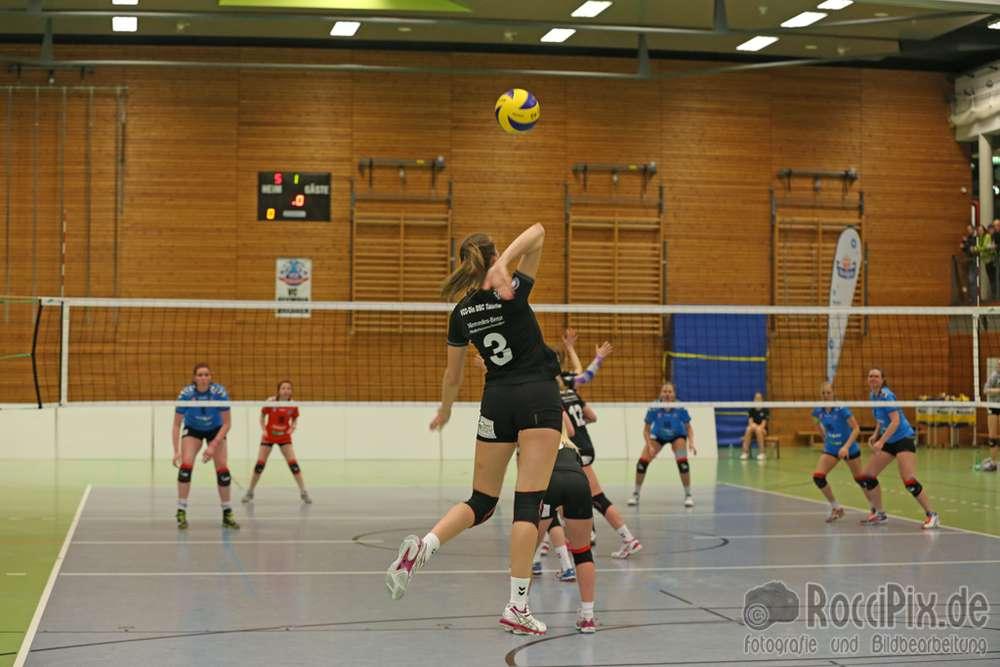 Volleyball beim VC Olympia Dresden / Mehr Sportbilder unter roccipix.de (RocciPix)