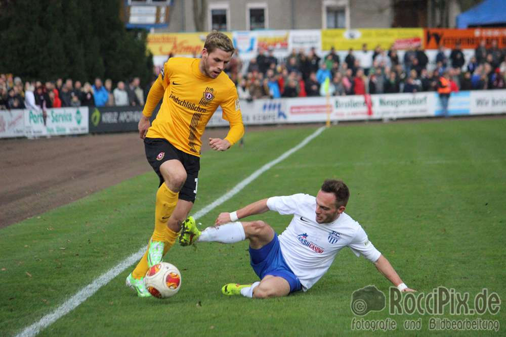 SG Dynamo Dresden gegen FC Oberlausitz Neugersdorf / Mehr Sportbilder unter roccipix.de (RocciPix)
