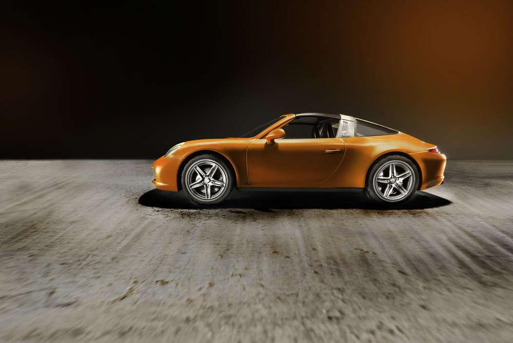 Porsche Targa 991 /