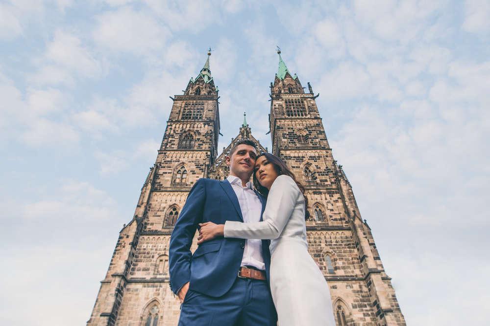 nürnberg lorenzkirche (LA TONA FOTOGRAFIE)