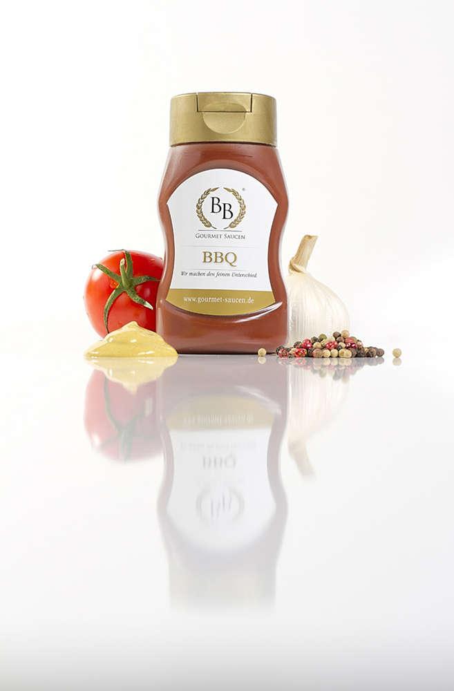 Produktfotografie / B&B - Gourmet-Saucen (KA WAI HO   FOTOGRAF + FOTOSTUDIO)