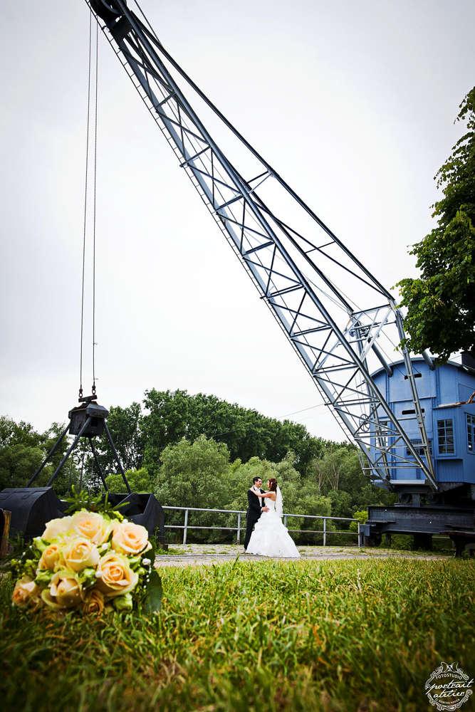 Brautpaar (Fotostudio Portrait Atelier)
