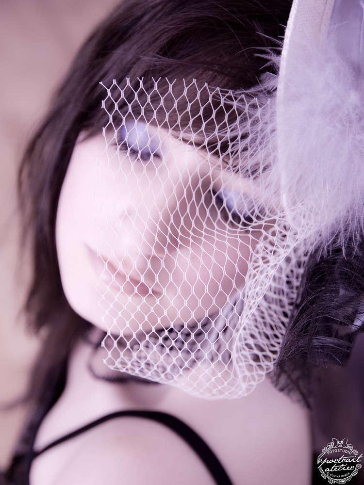 Beauty-Fotoshooting /