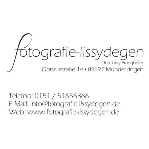 fotografie-lissydegen - Lissy Pranghofer - Hochzeitsfotografen aus Biberach ★ Preise vergleichen