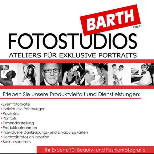 Fotostudios Barth GmbH - Martin Barth - Portraitfotografen aus Bottrop ★ Jetzt Angebote einholen