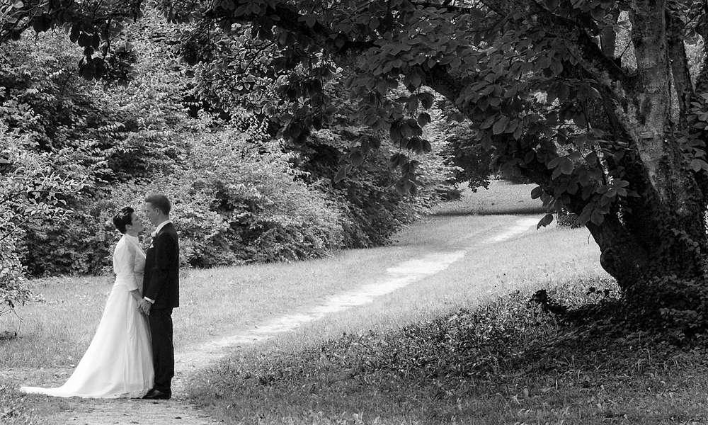 Lindenhofpark / Wedding Lake of Constance (Ludwig Maier Photography)
