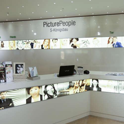 PicturePeople Fotostudios Königsbau - Fotografen aus Stuttgart ★ Angebote einholen & vergleichen