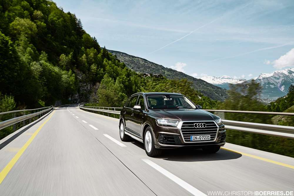 Audi Q7 (Christoph Börries)