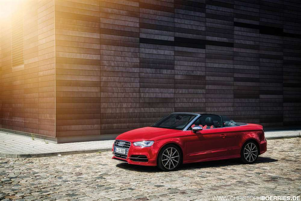 Audi RS3 Cabriolet (Christoph Börries)