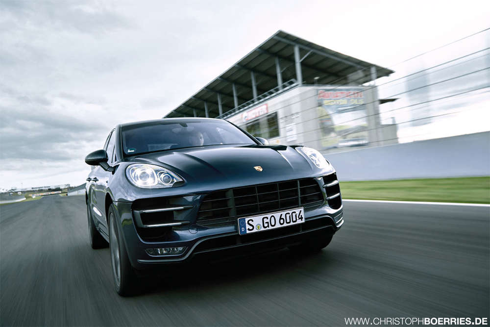 Porsche Macan Turbo (Christoph Börries)