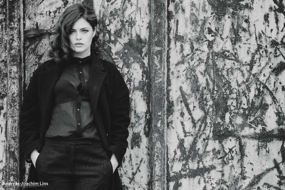 Rust / Model: Alessja Sapadenskaja