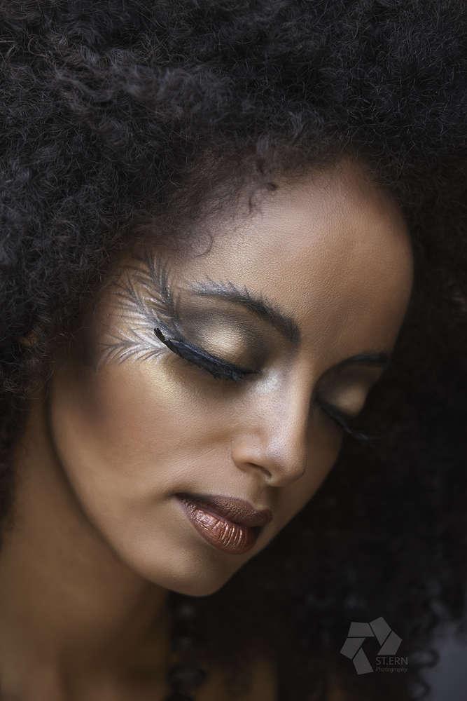 Studio Portrait Make-up I / Hi-Make-up Shooting (ST.ERN Photography)
